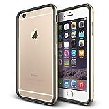 iPhone6s / iPhone6 バンパー VERUS IRON Bumper アルミ × TPU 2層構造 ハイブリッド バンパー for Apple iPhone 6s / iPhone 6 4.7 インチ ゴールド 【国内正規品】 国内正規品証明書 付
