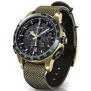[エプソン] 腕時計 トゥルーム L Collection TR-MB7008X メンズ
