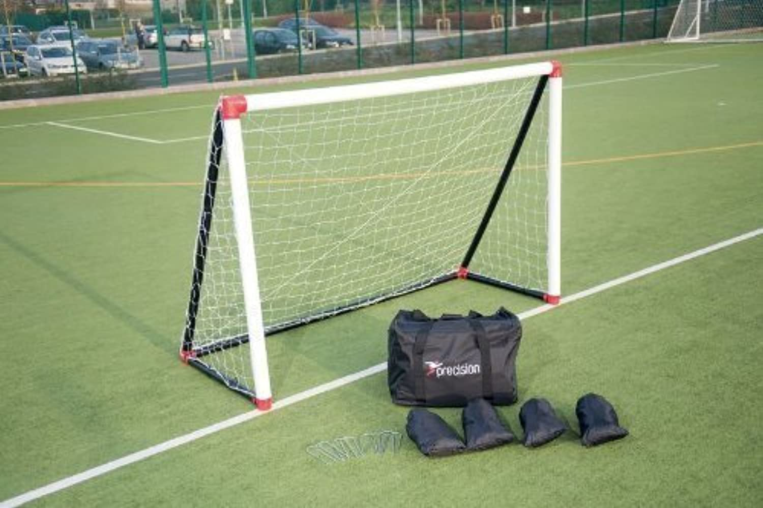 Precision Inflatable Goal – 8 ' x 5 ' by Precision