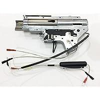 APS製Ver.2 SilverEdge 8mmベアリングメカボックスフルセット(ブローバック機構搭載)