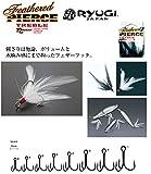 リューギ(RYUGI) フェザードピアストレブル ホワイト ・3