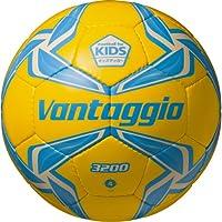 molten(モルテン) サッカーボール ヴァンタッジオ3200 4号 イエロー×サックス F4V3200-YC
