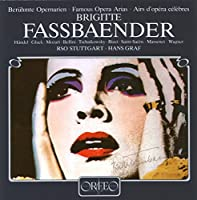 ブリギッテ・ファスベンダー/オペラ・アリア集 (Fassbaender: Opera Arias)  [Import]