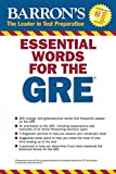 Barron's Essential Words for the GRE