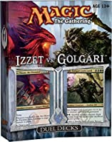 Magic The Gathering: Duel Deck - Izzet vs Golgari [並行輸入品]