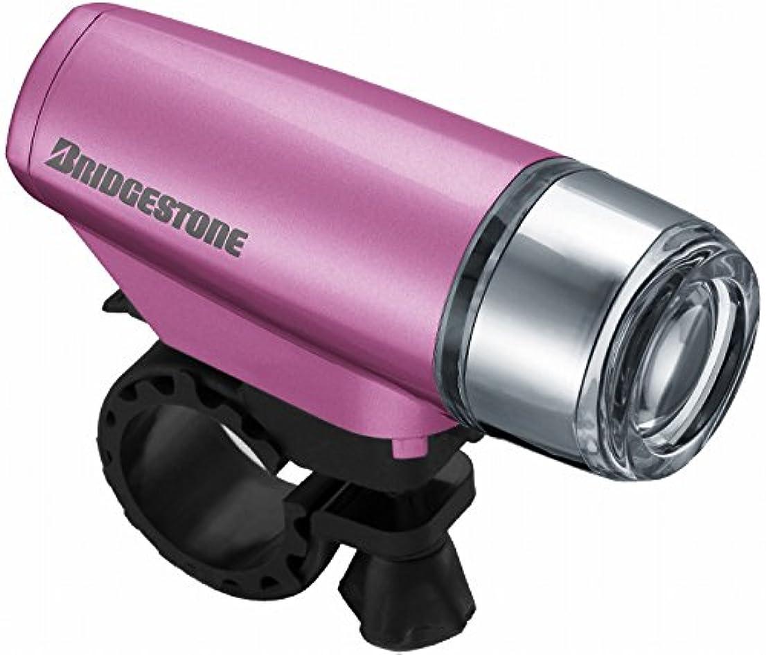 形会社信仰BRIDGESTONE(ブリヂストン) 長寿命バッテリーライト HL-SP2 ピンク