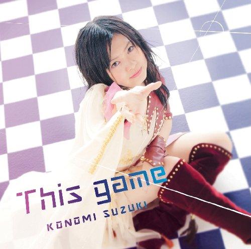TVアニメ「 ノーゲーム・ノーライフ 」 オープニングテーマ「 This game 」 【通常盤】の詳細を見る