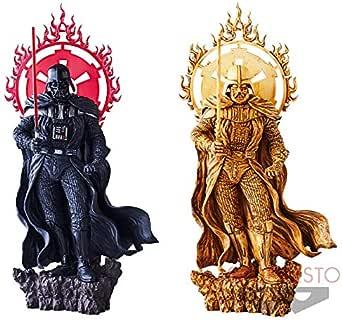 スター・ウォーズ 暗黒彫像フィギュア 全2種
