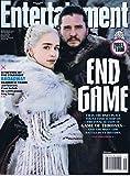 Entertainment Weekly [US] November 9 2018 (単号)