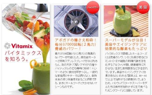 Vita-Mix(バイタミックス)『VitamixTNC5200』