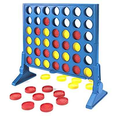 Connect 4 Classic - Family Game - Ages 6+