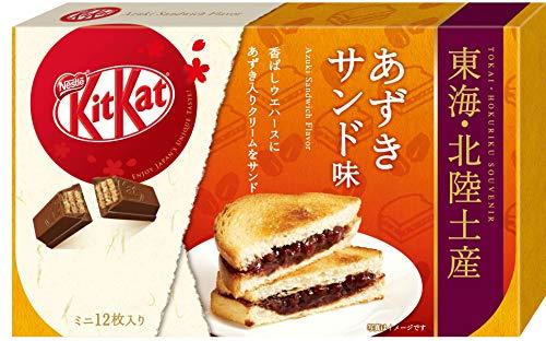 ネスレ日本 キットカット ミニ 小豆サンド味 12枚 1箱
