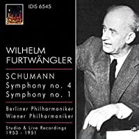 Furtwangler Conducts Schu