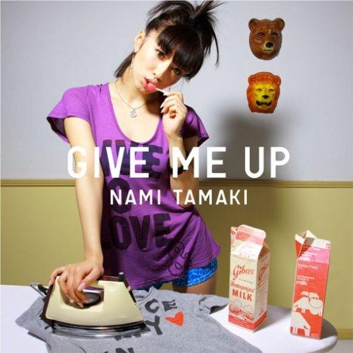 GIVE ME UP(初回限定盤A)(DVD付)