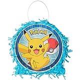 ピニャータ ミニチュア ピカチュー ポケモン Ya Otta Pinata ハロウィン クリスマス バースデー パーティー並行輸入品 引っ張りヒモ付き Pikachu Pokemon