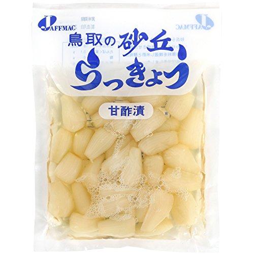 ジャフマック 鳥取砂丘らっきょう甘酢漬け 115g