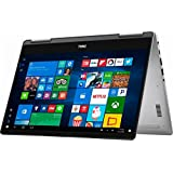 """2018 Flagship Dell Inspiron 13 7000 13.3"""" Full HD IPS 2-in-1 Touch-Screen Laptop/Tablet, Intel Quad-Core i5-8250U up to 3.4GHz 8GB DDR4 256GB SSD Backlit KeyboardWindows Ink MaxxAudio Win 10"""