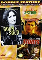 BORN TO BE SOLD+ STUNTS[Lynda Carter+Fiona Lewis][DOUBLE FEATURE][COLOR] [並行輸入品]