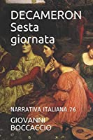 DECAMERON Sesta giornata: NARRATIVA ITALIANA 76