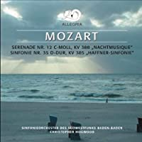 Serenade 12 in C Minor K.388 Sym N by W.a. Mozart