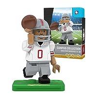 NCAA Ohio State Buckeyes OYO Campus Collection Gen 2 Minifigure, Small, Black