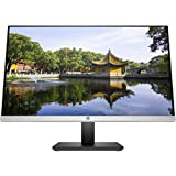 HP 24mq Monitor, 23.8 Inch Display with QHD Resolution (2560x1440) @ 60Hz, Height-Adjustable, Anti-Glare and up to 178° Ultra-Wide Viewing Angles, HDMI/VGA (Silver, 7XM24AA)