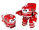 Animation Characters ALF Toy, Kids, Child, Korean Animation Robot TrainTransformer Train Robot character by eileen