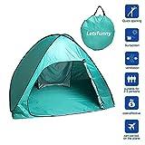 Lets Funny 3-4人用ドームテント/簡易テントワンタッチサンシェード UVカード キャンピングテント(キャンプ/クライミングなどの場合に適用)