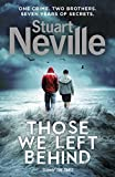 Those We Left Behind (Dci Serena Flanagan 1)