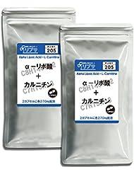 アルファリポ酸+カルニチン 約3か月分×2袋 C-205-2