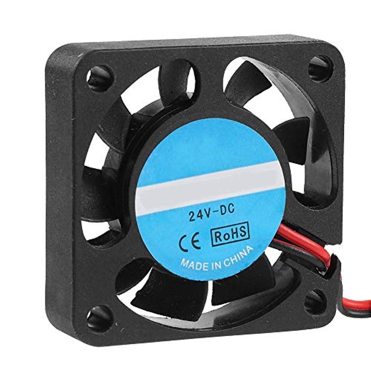 通路信頼性不公平7000RPM 冷却ファン Mugast 6.7CFM 低ノイズ 静音 長寿命 高耐久 3Dプリンタ部品 押出機冷却用ファン