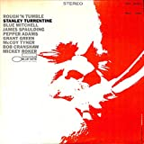 Rough 'N Tumble(US BLUENOTE REISSUE,STEREO,BST84240)[Stanley Turrentine][LP盤]