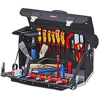 クニペックス (KNIPEX) 工具セット KNIPEX 002102EL 電工技師用ツールセット 002102EL