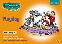 Read Write Inc. Phonics: Orange Set 4 Storybooks: Playday