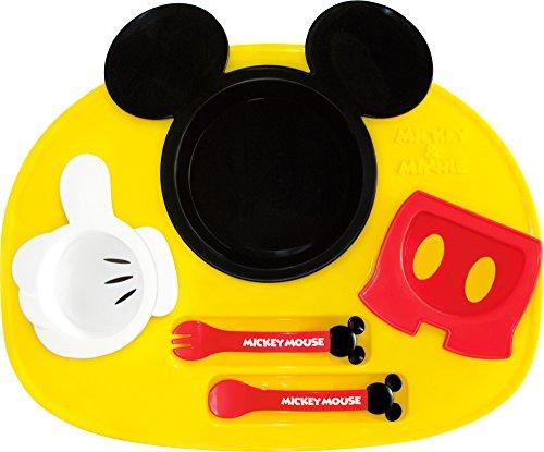 錦化成 ディズニー ミッキーマウス アイコン ランチプレート