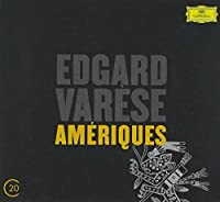 Varese: Ameriques; Arcana; Deserts; Ionisation (20C series) (2012-08-03)