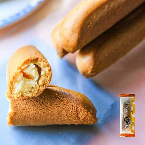 宮崎銘菓 チーズ饅頭(まんじゅう)スティック 7本 お土産 おみや 宮崎県 お取り寄せ ご当地スイーツ