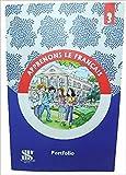 Fre - ApprenonsLeFrancais - TM - 03 - 20 - 16: Educational Book [Perfect Paperback] Mahitha Rangit and Monica Singh