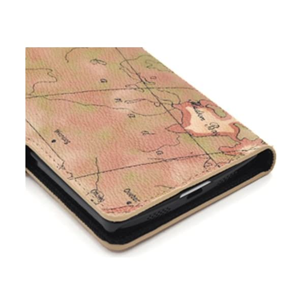 PLATA Nexus 5 ケース 手帳型 ワ...の紹介画像3