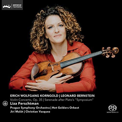 Korngold/Bernstein: Violin Con