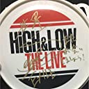 EXILE 三代目 世界 フリスビー HiGH LOW THE LIVE