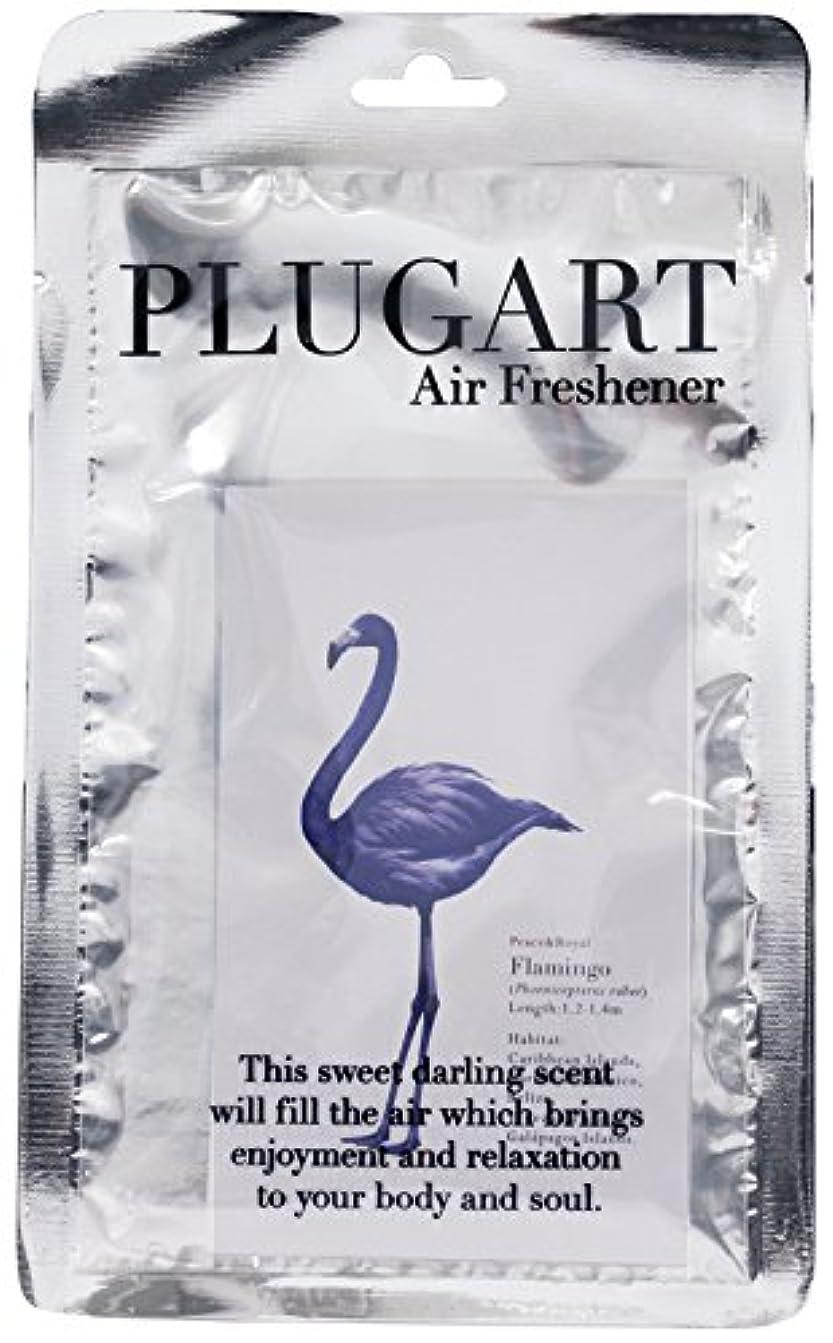 実際航空便礼拝ノルコーポレーション サシェ プラグアート ハンガータイプ 消臭 ラベンダーの香り PLA-2-6