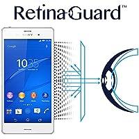 RetinaGuard Sony  Xperia  Z3 ブルーライト90%カット保護フィルム