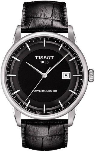[ティソ]TISSOT 腕時計 Luxury Automatic(ラグジュアリーオートマチック) T0864071605100 メンズ 【正規輸入品】