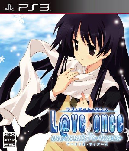 PS3 L@ve once -mermaid's tears- 通常版