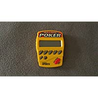 Radica Sports Poker DRAW & DEUCES POKER 1996 by Radica [並行輸入品]