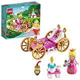 LEGO Disney Princess 43173 Aurora's Royal Carriage Building Kit (62 Pieces)