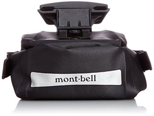 モンベル(mont-bell) ドライサドルバッグM ブラック BK 1130396