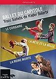 トゥールーズ・キャピトル劇場 カデル・ベラルビによる3つのバレエ[DVD,3枚組]