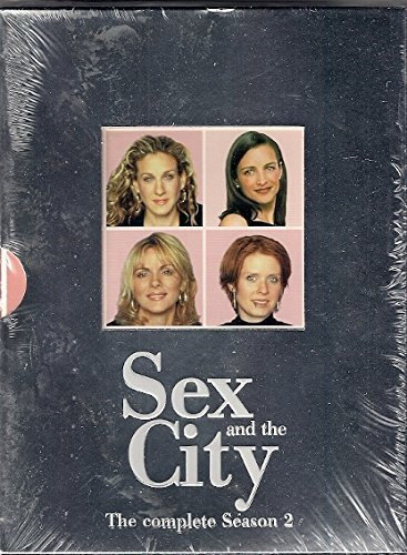 Sex and the City: The Complete Second Season DVD [Region 2 Pal] Non-usa Format. 461 Min. Comedy, Romance. Full Frame, Colour. Languages: DD 2.1 English, French, German, Spanish. Mono Italian. Subtitles: English, Czech, Danish, French, Greek, Norwegian, Portuguese, Swedish. by Sarah Jessica Parker by Sarah Jessica Parker